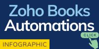 Zoho Books Automations